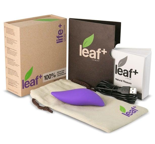 A Vegan and Eco-Friendly Vibrator