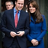 """Kate: """"Don't look now, but I think that's the scary new mum from George's nursery school."""""""