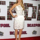 Blake Lively's Dress at Deadpool Event