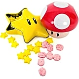 Super Mario Brothers Star and Mushroom Candy ($6)