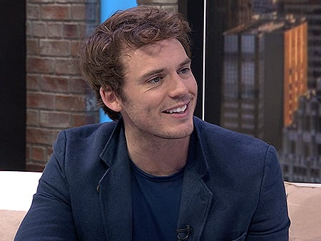 WATCH: Me Before You Star Sam Claflin on the Royal Family: 'They're Very Normal'