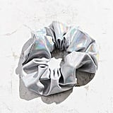 Urban Outfitters Holographic Scrunchie