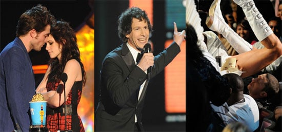 2009 MTV Movie Awards Winners