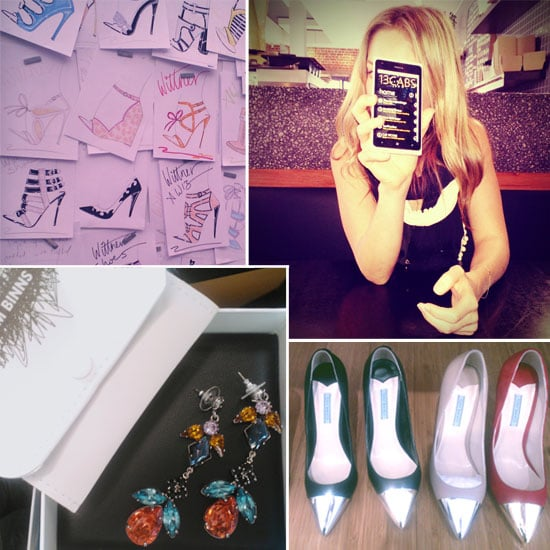 FabSugar Editor Ali's Week in Pictures: See the Week in the Life of a Fashion Editor