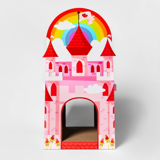 Target Valentine's Day Cat Scratcher | Rainbow Castle 2021