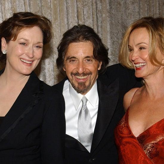 Meryl Streep, Al Pacino and Jessica Lange partied ...