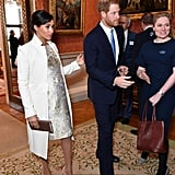 William, Kate, Harry, and Meghan Pictures March 2019