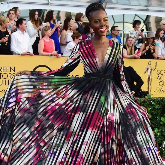Celebrity Red Carpet Dresses at 2015 SAG Awards