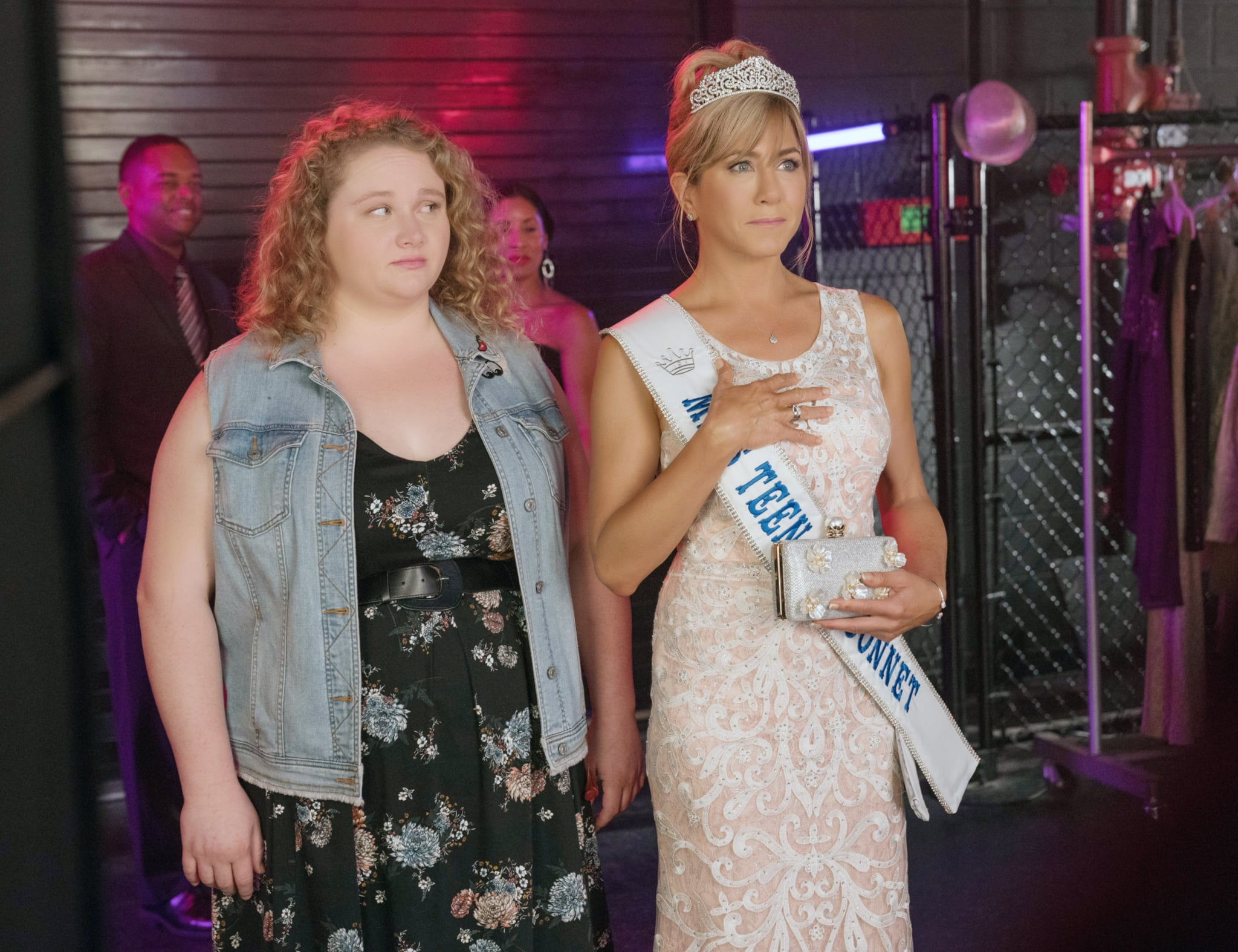 DUMPLIN', from left: Danielle Macdonald, Jennifer Aniston, 2018. ph: Bob Mahoney /  Netflix /Courtesy Everett Collection