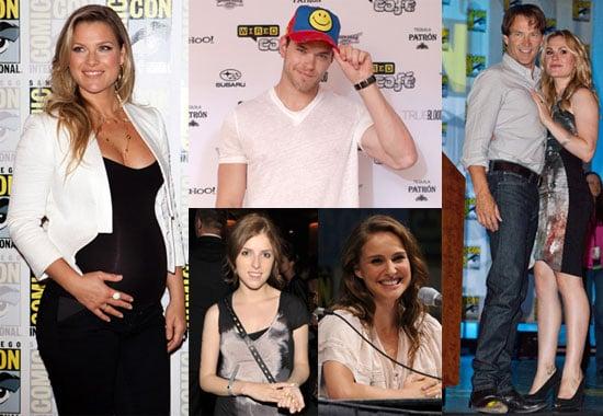 Ali Larter, Scarlett Johansson, Vanessa Hudgens and More at Comic-Con 2010-07-26 17:00:00