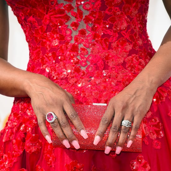 Zoom In on the Sparkling Accessories From the Emmys