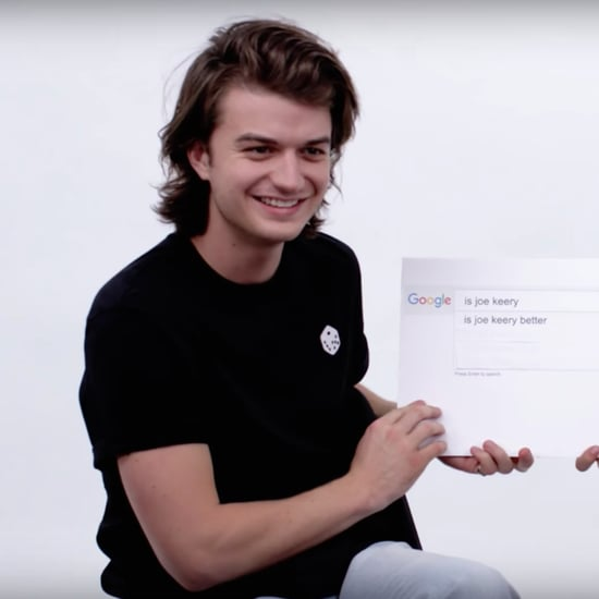 Gaten Matarazzo and Joe Keery Answer Internet Questions