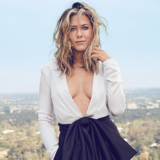 Jennifer Aniston InStyle Cover Outfits September 2018