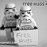 Stormtroopers get a bad rap, but they need some affection too.