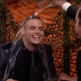 Noah Centineo Plays a Water War Game on The Tonight Show