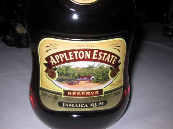 Appleton Jamaican Rum Tasting