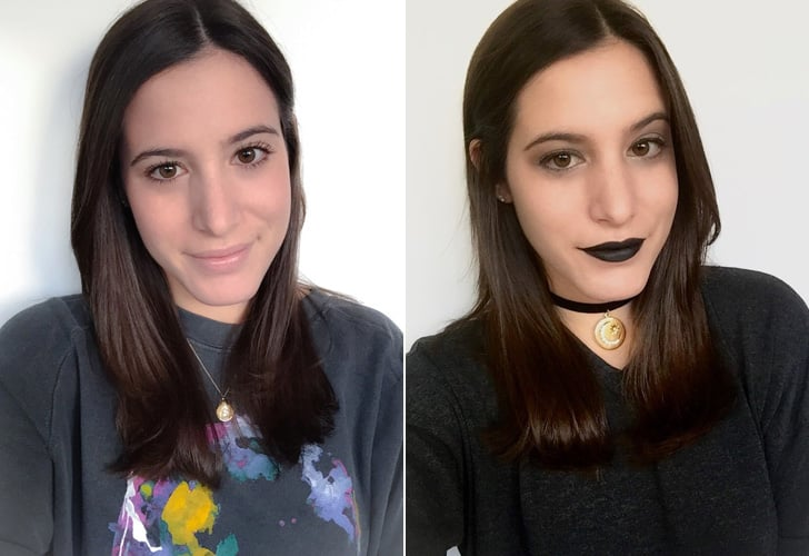 How to Wear Grunge Makeup