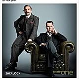 And a Sherlock fan.