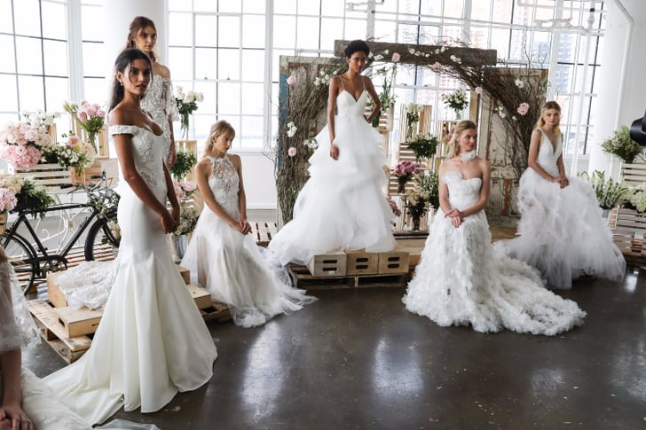 Your Heart Will Flutter When You See 2018's Biggest Bridal Trends
