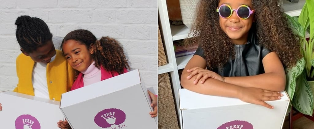 Kurly Kit Natural Hair Subscription Box For Kids Details