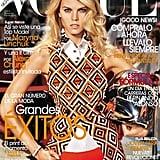 Vogue Spain September 2012