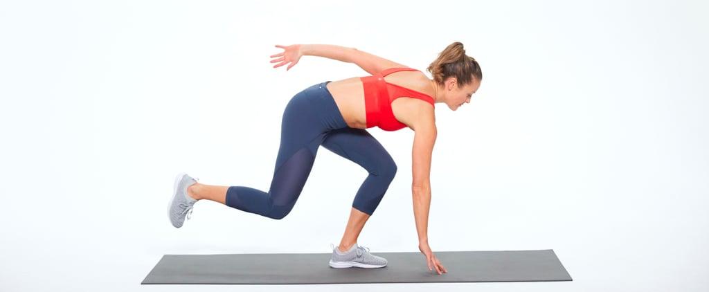 Printable Leg-Blasting Cardio Workout