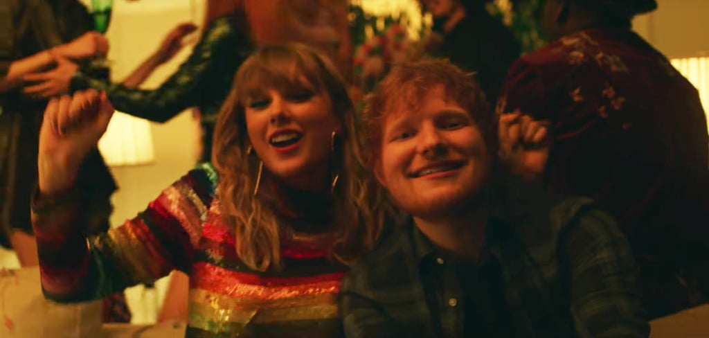 """Reactions to Taylor Swift and Ed Sheeran in """"End Game"""" Video"""
