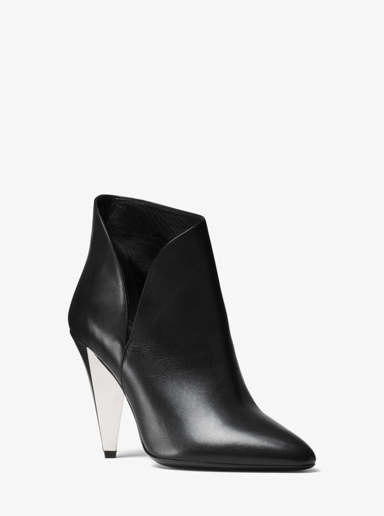 d22494ef8d Michael Kors Collection Angelina Calf Leather Ankle Boot | Meghan ...