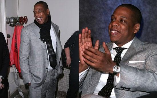 Jay-Z's No Good Very Bad Week
