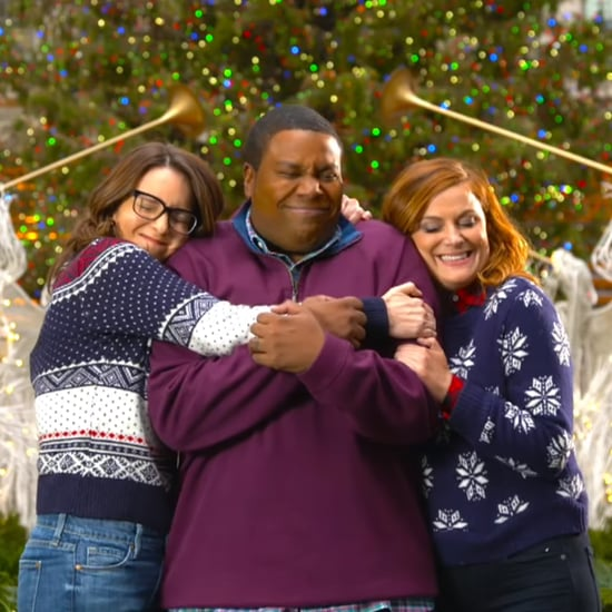 Tina Fey and Amy Poehler SNL Promos December 2015
