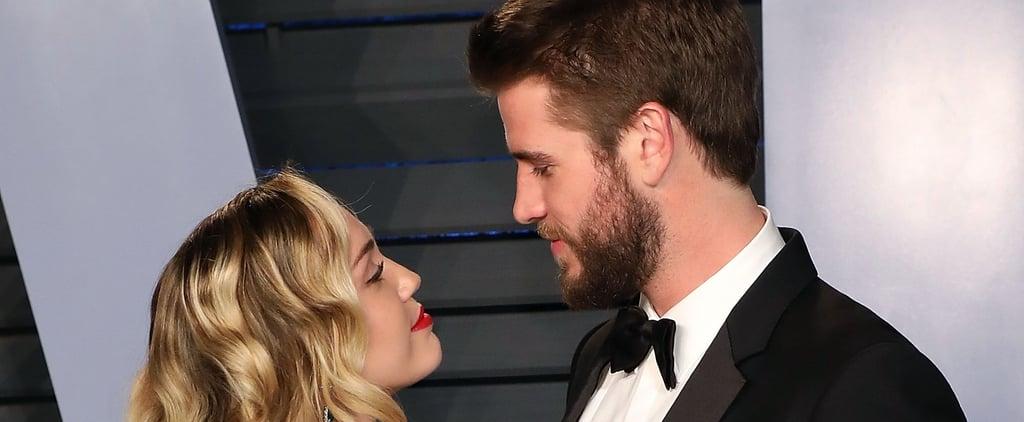 Miley Cyrus Talks About Liam Hemsworth in Vanity Fair 2019