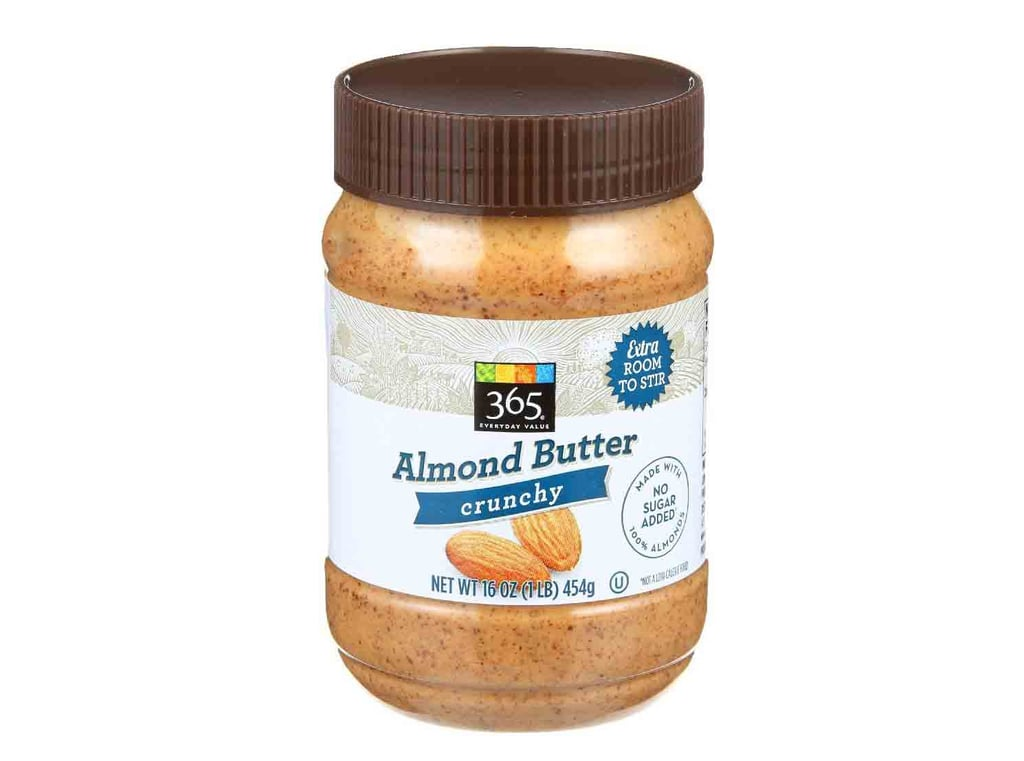 365 Everyday Value Crunchy Almond Butter