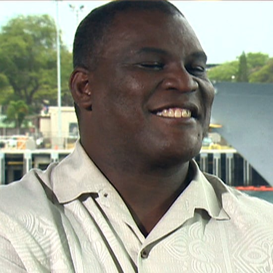 Lt. Col. Greg Gadson Battleship Interview (Video)