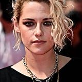 Kristen Stewart stepped out at the premiere of American Honey with smudgy shadow and tousled strands.