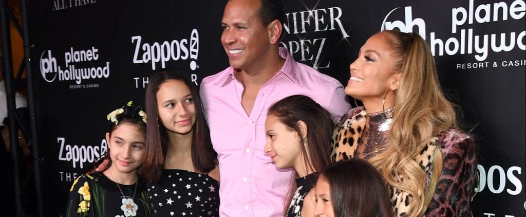 Jennifer Lopez's All I Have Las Vegas Show Party Pictures