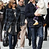 Pictures of Jessica Alba, Honor, and Cash Warren Strolling Through LA