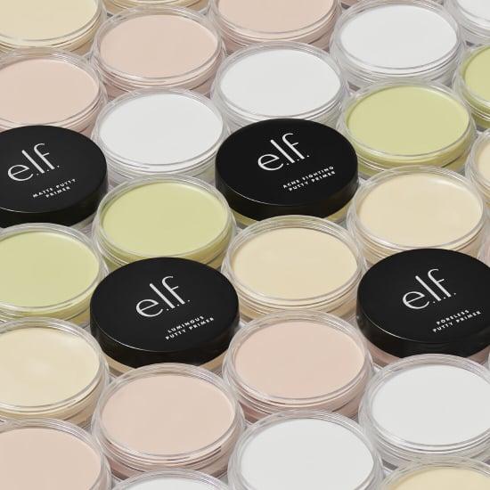 e.l.f. Cosmetics Putty Primers Enhance Makeup Performance