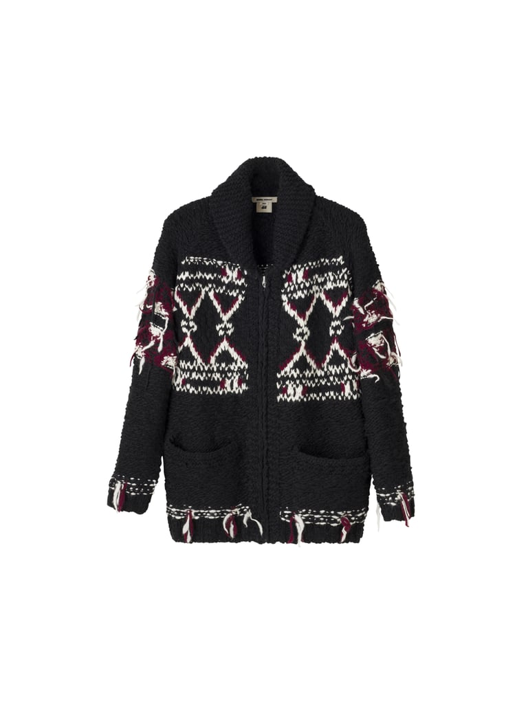Wool Cardigan ($149) Photo courtesy of H&M
