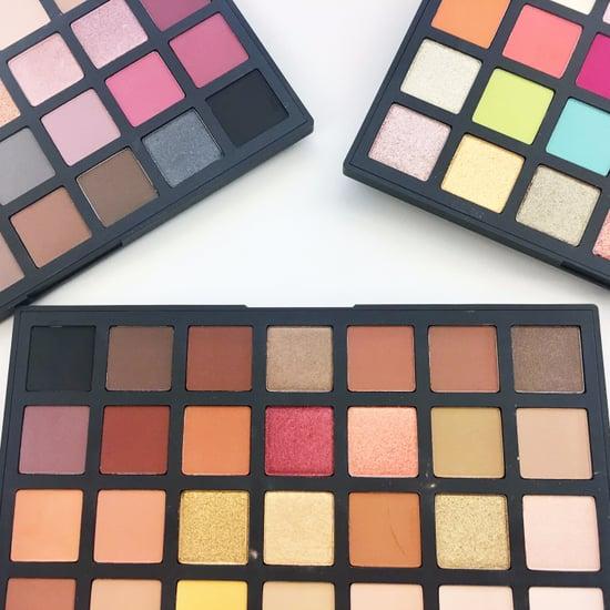 Sephora Pro Eye Shadow Palettes