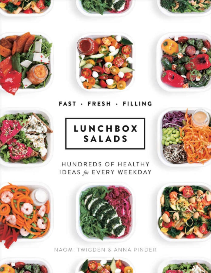 Lunchbox Salads: Recipes to Brighten Up Lunchtime and Fill You Up