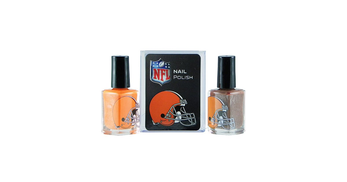 NFL Nail Polish | POPSUGAR Beauty