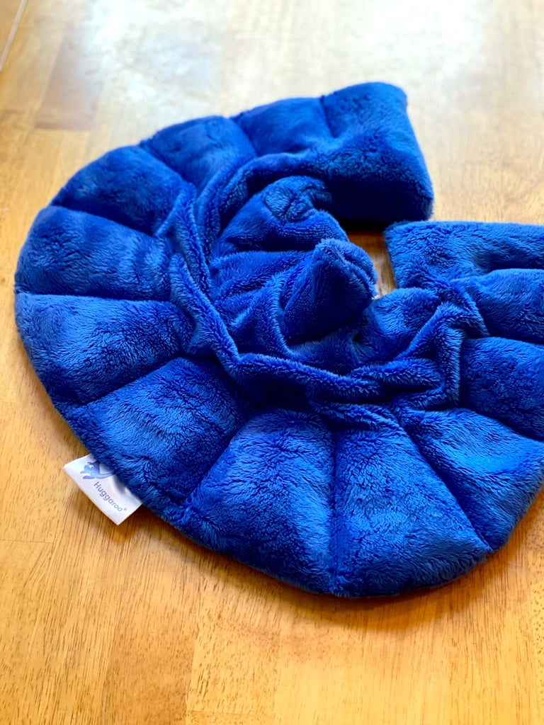 Hugaroo Weighted Neck and Shoulder Heating Pad Review