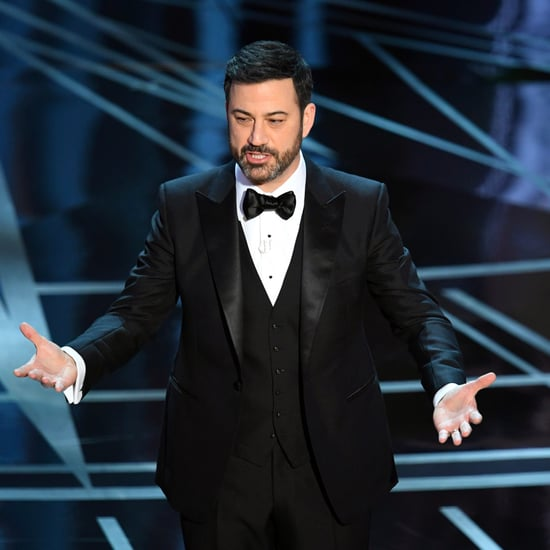 Jimmy Kimmel Sweden Joke About Trump at Oscars