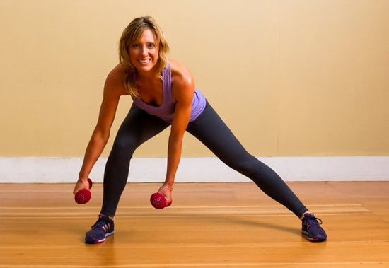 Outer Thigh Exercises | POPSUGAR Fitness