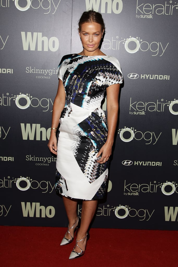 Lara Bingle at the Who Magazine Sexiest People Party in 2011