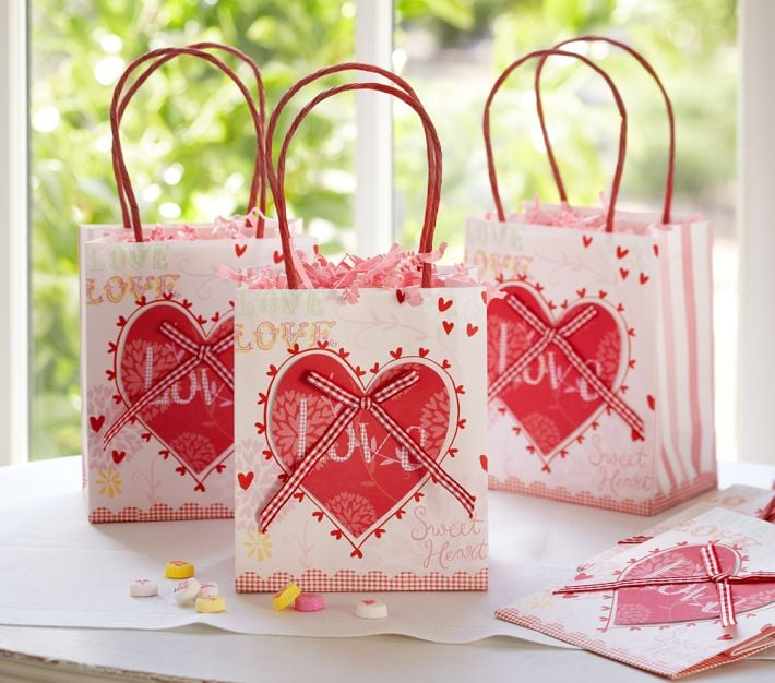 Valentineu0027s Day Party Bag Set ($10 For 8 ...