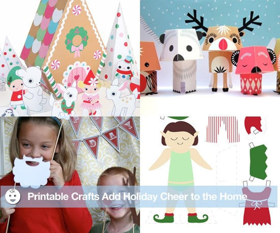Downloadable Holiday Crafts For Kids