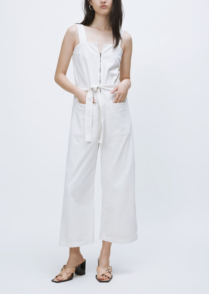 A casual daytime jumpsuit