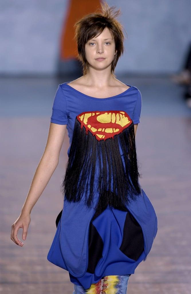 Superheroes: Fashion and Fantasy