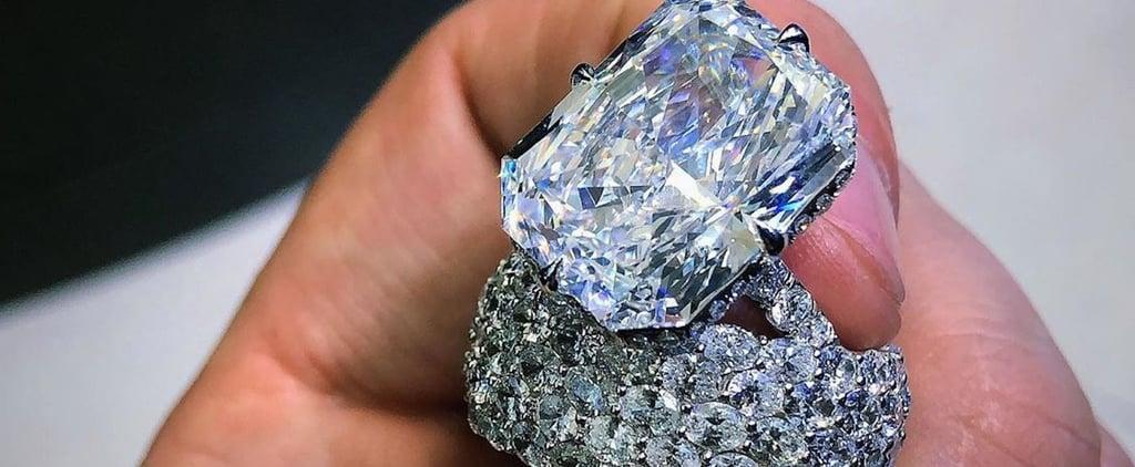 Nicki Minaj's Wedding Ring Reportedly Costs $1.1 Million
